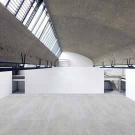 Jean Nouvel for Gagosian Gallery - Gagosian Gallery, Le Bourget