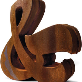 House Industries - House Industries Rusty Ampersand