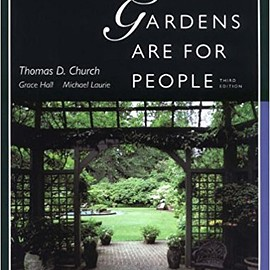Thomas D. Church - Gardens Are for People