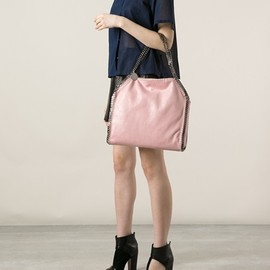 Stella McCartney - STELLA MCCARTNEY - Falabella tote pink
