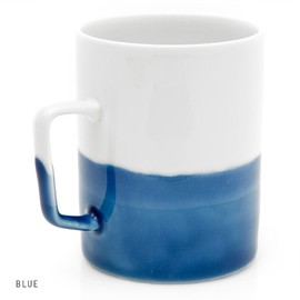 POKETO - Color Dipped Mug/Blue