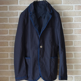 mando - overdye tailored jacket