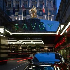 The Savoy Hotel - Savoy, London