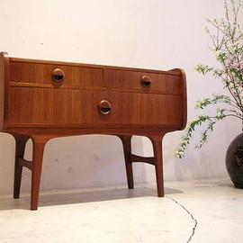Fusion Interiors - small sideboard