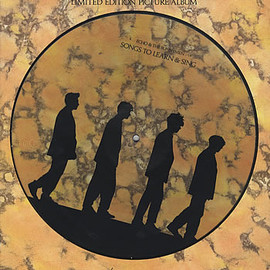 Echo & The Bunnymen - Songs To Learn & Sing [Picture Disc]