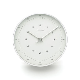 Junghans - Wall Clock with Numbers by Max Bill