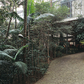 Brazil - Glass House by Lina Bo Bardi