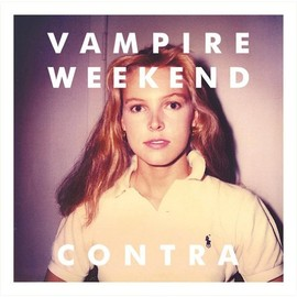 Vampire Weekend - Contra (Ocrd)