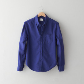 Band Of Outsiders - Button Down Batiste Shirt in  for Men (blue/print)
