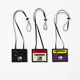 Supreme, THE NORTH FACE - Expedition Travel Wallet