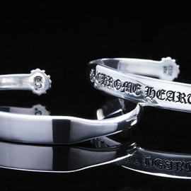 CHROME HEARTS - FLAT BANGLE