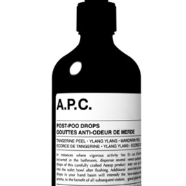 A.P.C. - A.P.C. Post-Poo Drops