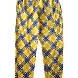 karen walker - Boat Pants (yellow)
