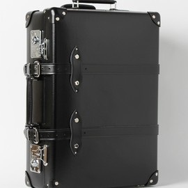 GLOBE-TROTTER - Black Saffari Trolley Case