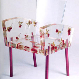 Feather Stool  Ishimaru Co., Ltd