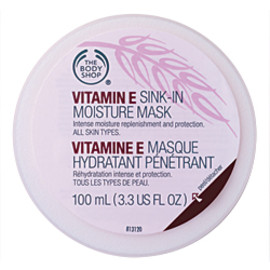 The Body Shop - Vitamin E Sink-In Moisture Mask