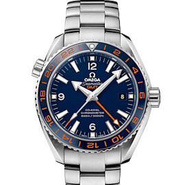 OMEGA - SeamasterPlanet Ocean 600 M Omega Co-axial GMT 43.5 mm
