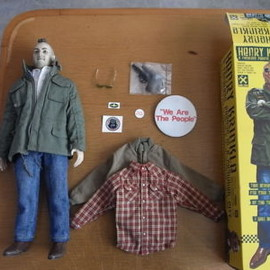 "Hot CRM - TAXI DRIVER - Robert De Niro 12"" action figure LTD 100"