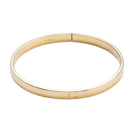 A.P.C. - NARROW JULIANNE BRACELET