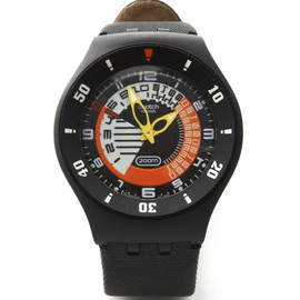 "Swatch - FUN SCUBA ""Farfallino Giallo"""
