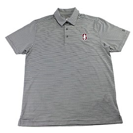 Under Armour - Stanford University Cardinals Under Armour Polo Shirt Mens Size Medium