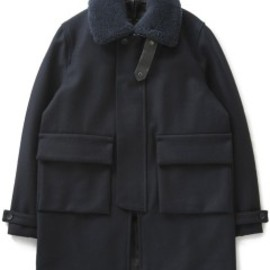 ANALOG LIGHTING - G-1coat (navy)