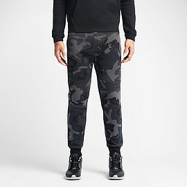 Nike - Nike Tech Fleece Camo Pant Men's Pants