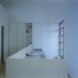 Claudio Silvestrin - Kitchen, London apartment