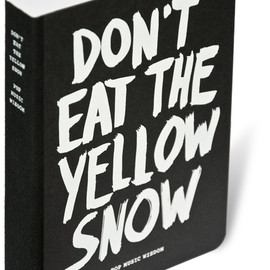 murkus kraft - Don't eat the yellow snow