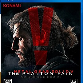 KONAMI - METAL GEAR SOLID V   THE PHANTOM PAIN
