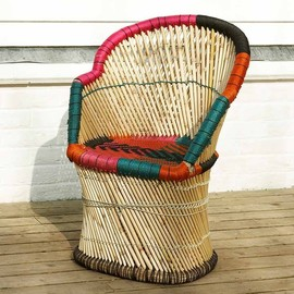 GRAHAM AND GREEN - The Salma Cane Chair