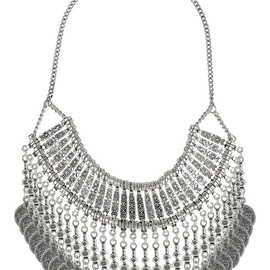 TOPSHOP - MULTI COIN NECKLACE