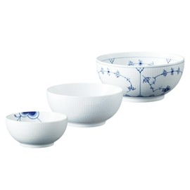 Royal Copenhagen - History Mix  bowl set