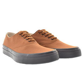 WAKOUWA - Deck Shoes Low - Brown