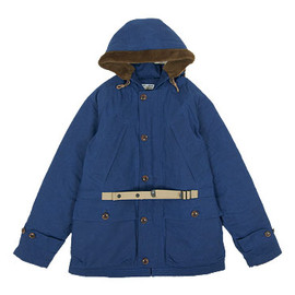 ENDS and MEANS - ENDS and MEANS Peaks Jacket BLUE