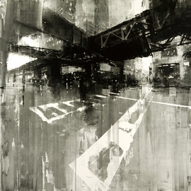 Jeremy Mann - Composition 144, The L