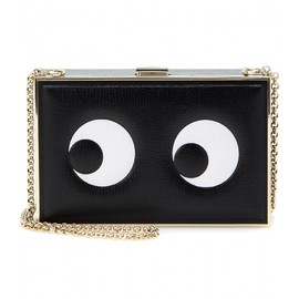 ANYA HINDMARCH - Imperial leather box clutch