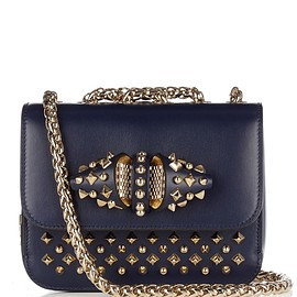 Christian Louboutin - Sweety Charity leather shoulder bag