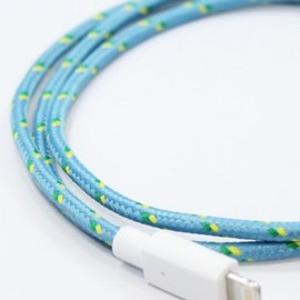 Eastern Collective - Lightning Collective Cable - Clover - Blue/White/Yellow