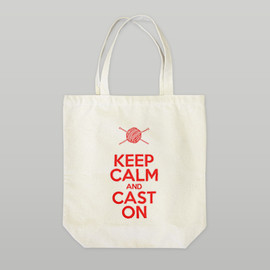 pirka - KEEP CALM AND CAST ONマグ トートバッグ