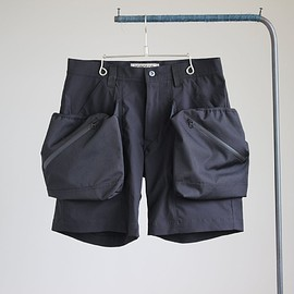TROVE - BIG POCKET SHORTS Ver:5 [TYPE ACTIVE] #black