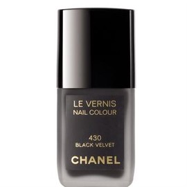 CHANEL - LE VERNIS BLACK VELVET - Chanel Limited edition