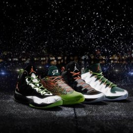 Nike - JORDAN BRAND FLIGHT BEFORE CHRISTMAS PACK
