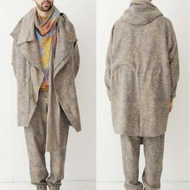 Anntian - anntian4 Pierre Becker by Johanna Ruebel for Anntian Fall/Winter 2012
