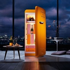 SMEG - Veuve Clicquot Fridge