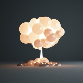 "Satoshi Itasaka - Mushroom Lamp   .......  relevant messages, ""secondary communication"""