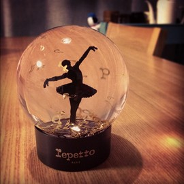 repetto - snow globe