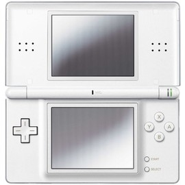 Nintendo DS  - DS lite Crystal White