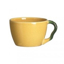 ROYAL COPENHAGEN - Ursula tea cup yellow