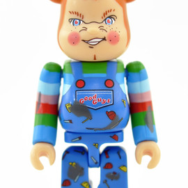 MEDICOM TOY - BE@RBRICK series25 CHILD PLAY 裏 100%
